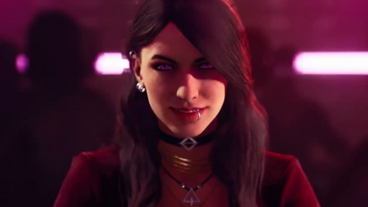 Vampire: The Masquerade - Bloodlines 2 - 'Come Dance' Trailer