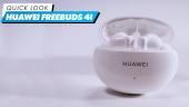 Huawei FreeBuds 4i - Quick Look