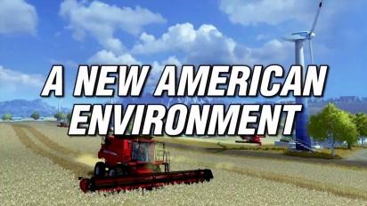 Farming Simulator 2013 - Titanium Launch Trailer
