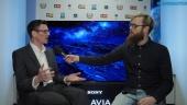 Sony XF90 & AF8 - Gavin McCarron Interview