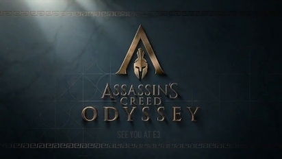 Assassin's Creed Odyssey - E3 Teaser