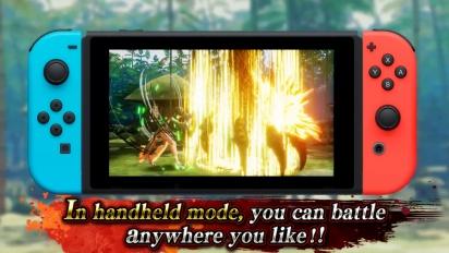 Samurai Shodown - Nintendo Switch Launch