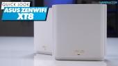 Asus Zen Wifi XT8 - Quick Look