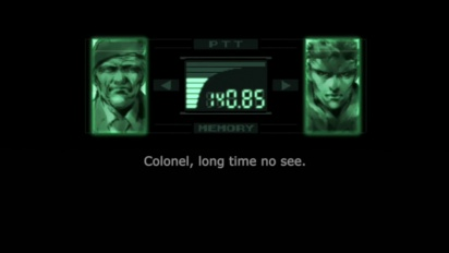 Ford Overdubs - Metal Gear Solid (Codec Call)