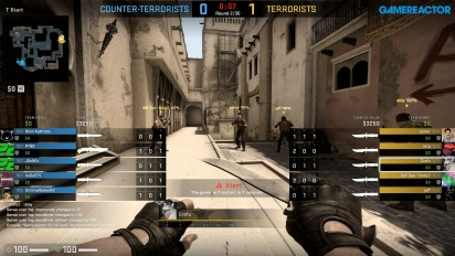 CS:GO 7 division - stockalarna vs Heittäjät Week 6 - Mirage