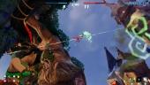 Rocket Arena - Izel in Knockout Mode Gameplay