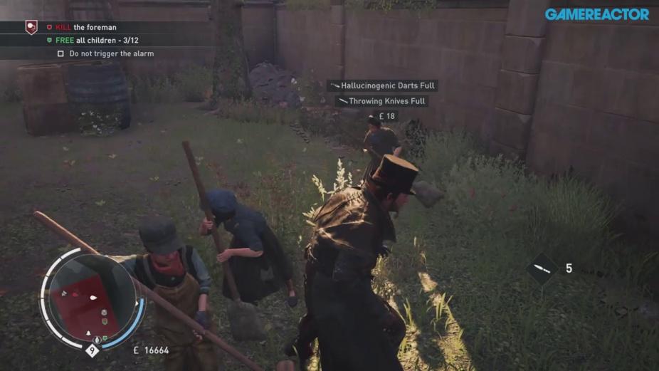 screenshots assassins creed syndicate gameplay