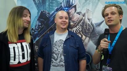 Elex - Amadeus Weidmann & Harald Iken Interview