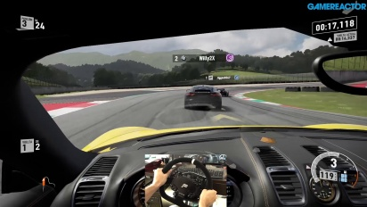 Forza Motorsport 7 - Jogabilidade com Volante