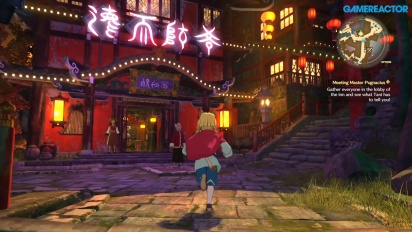 Ni no Kuni II: Revenant Kingdom - Vídeo do Capítulo 3