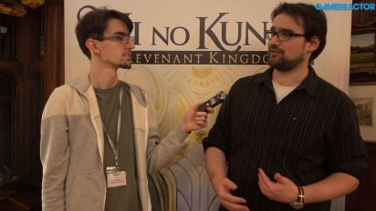 Ni no Kuni II: Revenant Kingdom - Entrevista Pierre Tartaix