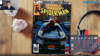 Uma Hora com Spider-Man