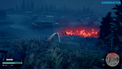 Days Gone - Medium Horde Gameplay