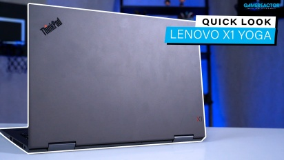 Lenovo ThinkPad X1 Yoga - Quick Look