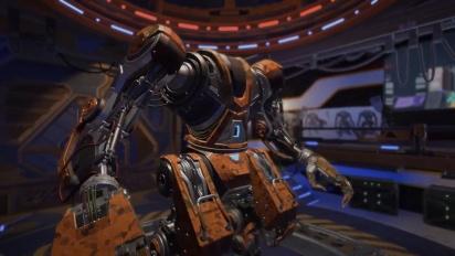 Mech Mechanic Simulator - Gameplay Trailer