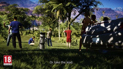 Ghost Recon: Wildlands OW Trailer