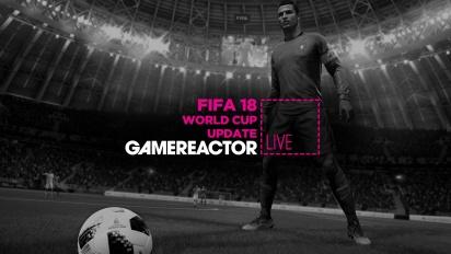 FIFA 18 World Cup - Livestream Replay