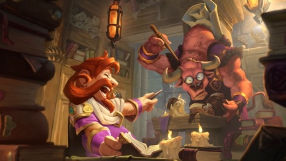 Hearthstone: Universidade de Scolomantia