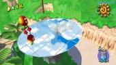 Super Mario Sunshine on Nintendo Switch: Gelato Beach Gameplay