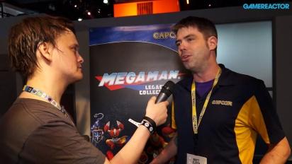 Mega Man Legacy Collection - Entrevista Brett Elston