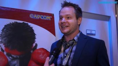 Street Fighter V - Entrevista Matt Dahlgren
