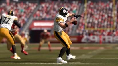 Madden NFL 19 - Antonio Brown Cover Athlete