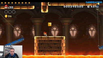 Livestream Replay - New Super Mario Bros. U Deluxe