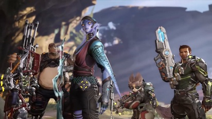 Crucible - Harvester Command Overview