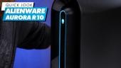 Dell Alienware Aurora R10  - Quick Look