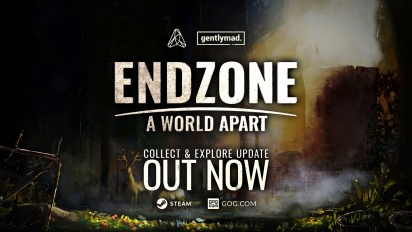 Endzone: A World Apart - Collect And Explore Update Trailer