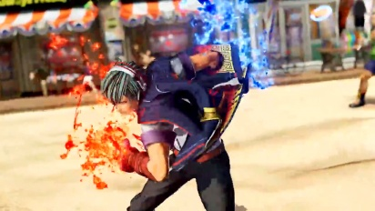 The King of Fighters XV - Shun'ei Character Trailer