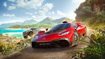 Forza Horizon 5 - Cover Cars Reveal Trailer