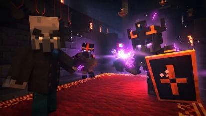 Minecraft Dungeons - Seasonal Adventures Trailer