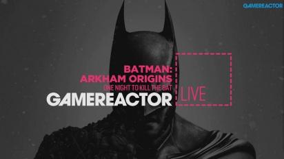 Batman: Arkham Origins, Flower & Battlefield 4 - Livestream Replay