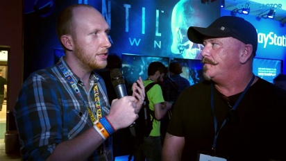 Until Dawn - Entrevista Will Byles