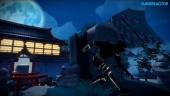 Aragami: Out of the Shadows - Entrevista David León