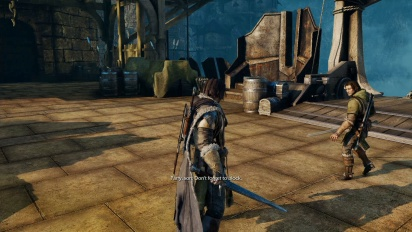 Shadow of Mordor - Jogabilidade PS4 Original