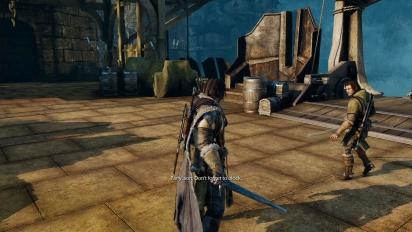 Shadow of Mordor - Jogabilidade PS4 Original