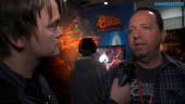 Battle Chasers: Nightwar - Entrevista Chris Brooks