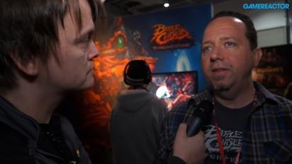 Battle Chasers: Nightwar - Entrevista Chris Brooks