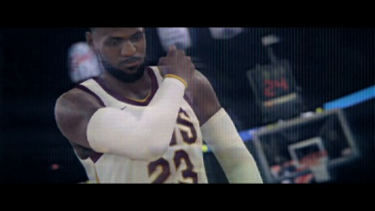 NBA 2K19 - LeBron James announcement trailer