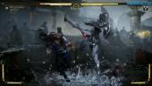 Mortal Kombat 11 - Sub-Zero vs. Geras Reveal Event Gameplay