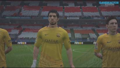 FIFA 16: Jogo da Semana - Atlético de Madrid vs Barcelona