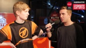 DreamHack Winter - H1Z1: OliverGC Interview