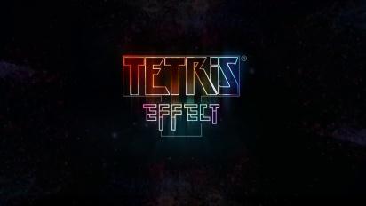 Tetris Effect - Launch Trailer
