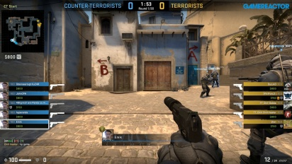 CS:GO 2 division - Vilde Tulipaner vs GR 19 Week 7 - Mirage