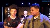 PES League 2019 Europe Finals S2 - QueDesShlags Co-Op Champions Interview