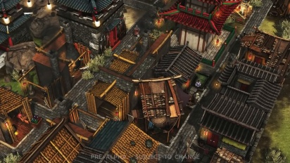 Stronghold: Warlords - Castle Sim Improvements