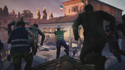 World War Z: Aftermath - Gamescom Trailer