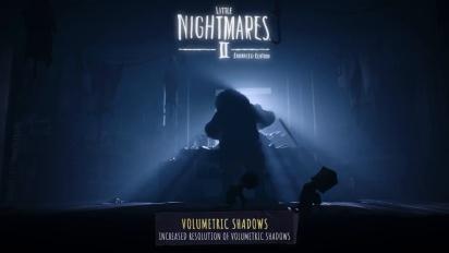 Little Nightmares 2 - Enhanced Edition Trailer